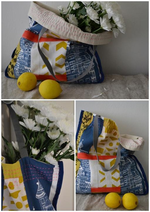 BlueBerry Ash textiles